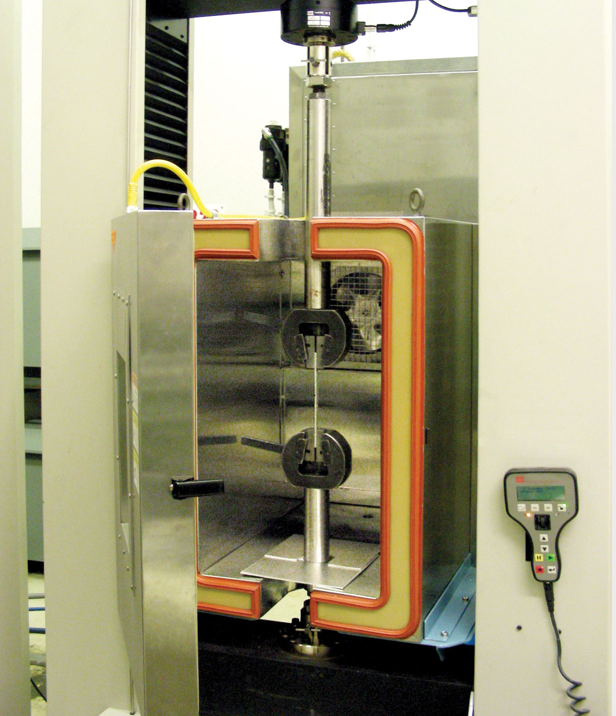 tensile test Atrona test labs is equipped with state-of-the-art software and five tensile testers ranging in load capacity with various load cells and extensometers we can handle full-size and sub-size samples.