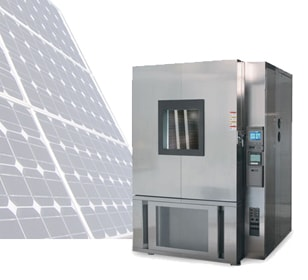 Reach-in Solar Testing Chambers