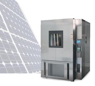 Reach-in Solar Testing Chambers