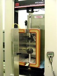Tensile Testing Chamber